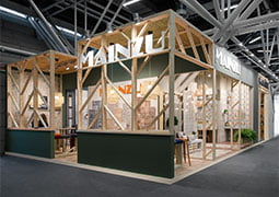 Panorámica stand Cersaie 2018