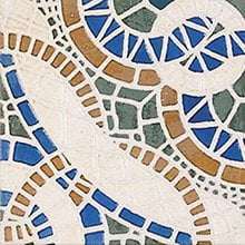 All Andalucian tile made by Mainzu